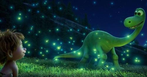 'The Good Dinosaur' trailer: Pixar imagines a boy and his Apatosaurus