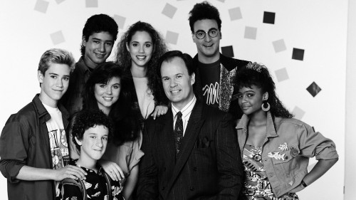 'Saved by the Bell' cast reunites after 30 years, which makes you 100