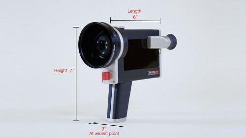 Turn your iPhone into a Super 8 camera with the Lumenati CS1