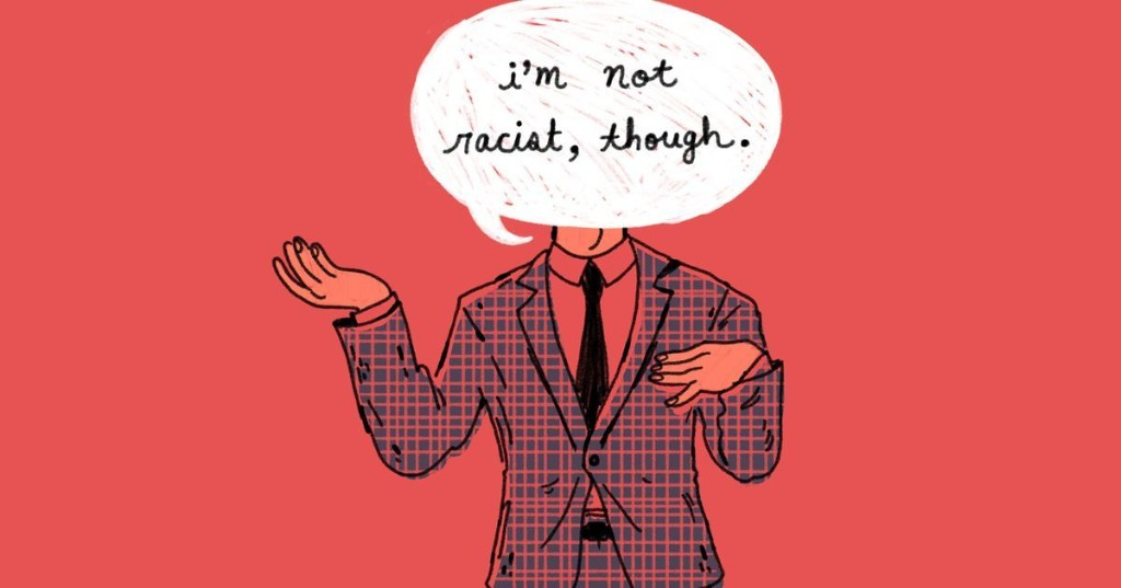 How to Demand Justice and Be Truly Anti-Racist - cover