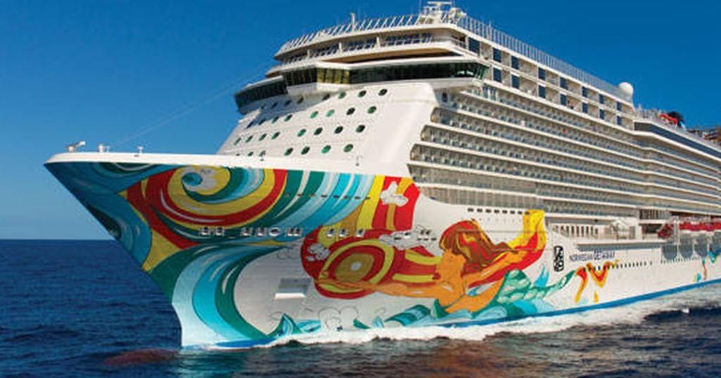 Norwegian Cruise Line sailed right through the nightmarish winter storm