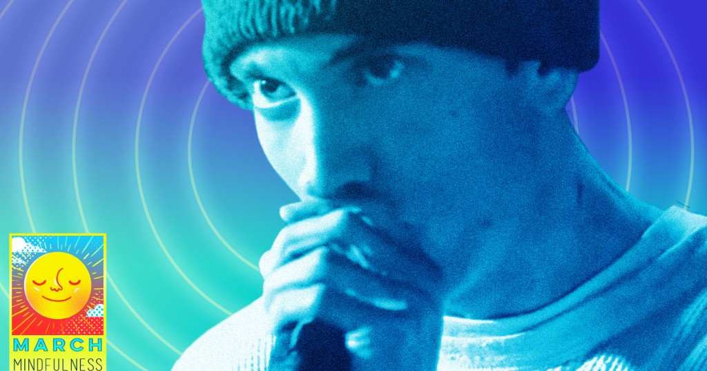Eminem's 'Lose Yourself' is the perfect mindfulness anthem. Yes, really.