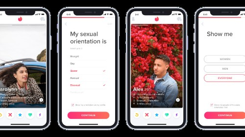 Tinder partners with GLAAD to make swiping more inclusive