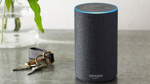 Amazon Echo smart speaker available for £59.99 in the 'End of Summer Sale'
