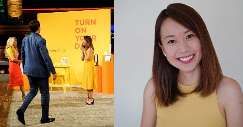 We spoke to the first Malaysian on hit TV show 'Shark Tank', Amber Leong - Entertainment