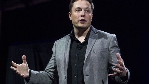 Elon Musk at solar panel unveiling: 'We need to make solar as appealing as electric cars'