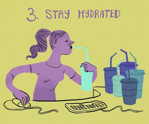 15 simple things you can do to stay happy at work