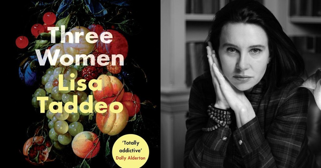 Author Lisa Taddeo on 'Three Women,' sexual desire, and how we judge other women