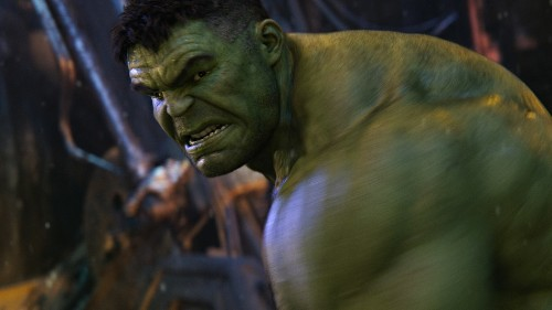 Mark Ruffalo spoiled 'Avengers: Infinity War' last year, but no one believed him