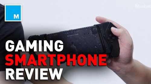 Unboxing the Asus ROG Gaming Phone II, the most powerful smartphone on the planet