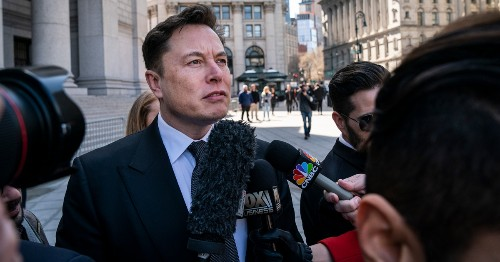 Elon Musk's comments on autism prove he should not podcast