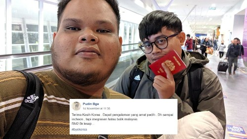 These Malaysians traveled to South Korea for a dream holiday. But got deported instead. - Culture