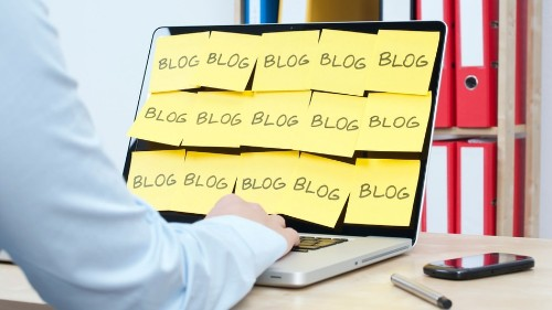 Why You Should Blog to Get Your Next Job