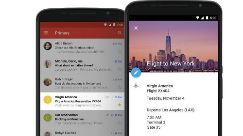 Gmail to automatically add events to Google Calendar for business users