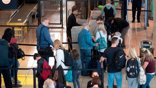 Photos of travelers who entered and exited the U.S. were stolen in a data breach