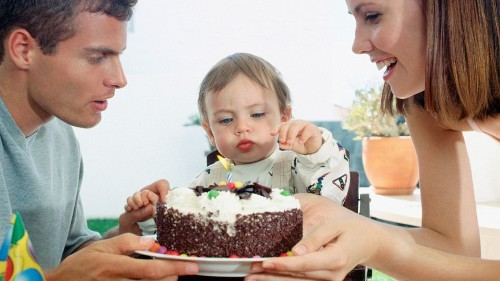 Parents write insanely demanding invitation for their son's first birthday party