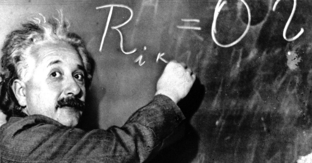 How Einstein's theory of relativity is messing with your GPS