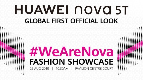 The upcoming Huawei Nova 5T will be making its first global appearance in Malaysia this weekend - Tech - Mashable SEA