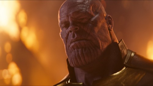 Thanos' snap is all over 'Avengers: Endgame.' But why the heck was it a snap?