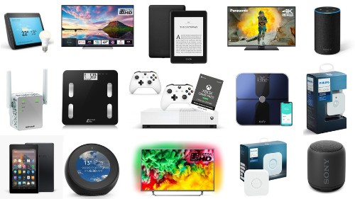 LG 4K TVs, Amazon devices, Xbox bundles, Sony speakers, and more on sale for June 18 in the UK