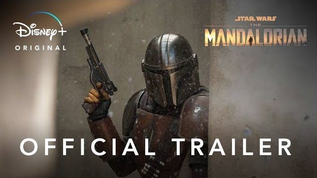 'The Mandalorian' Star Wars footage raises plenty of questions