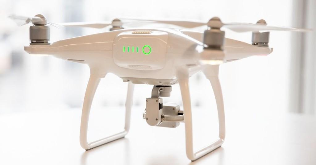 DJI Phantom 4 is a drone that can follow you