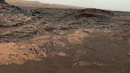 A new experiment could sniff out signs of alien life on Mars and beyond