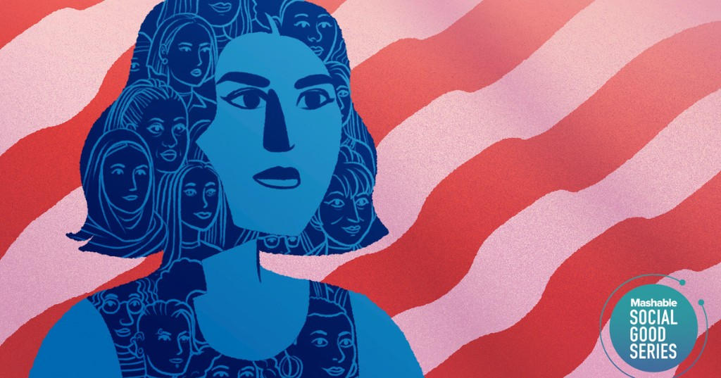 Women have been waiting for this Election Day for the last four years