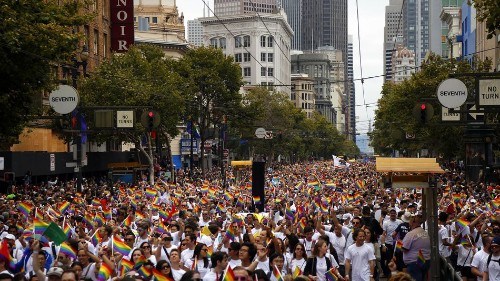 Google employees ask SF Pride to boot their employer from parade