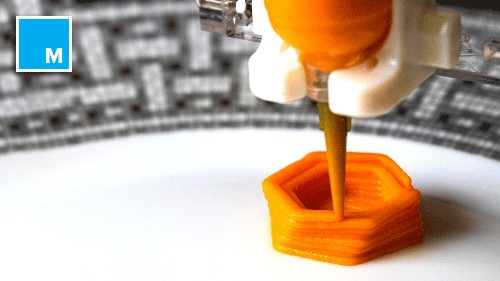 This 3D food printer cooks its prints with a laser — Good Algorithms