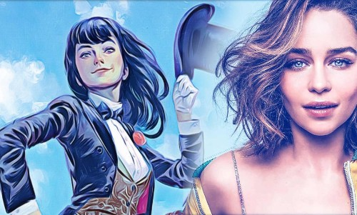 Warner Bros. And Everyone Else Wants Emilia Clarke To Play Sorceress Zatanna In the DCEU