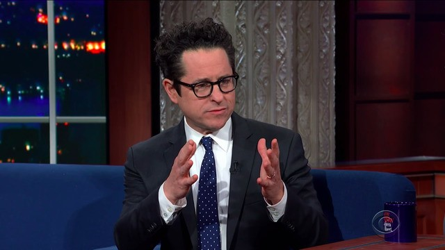 'Star Wars' director J.J. Abrams says Carrie Fisher left a cryptic message for him