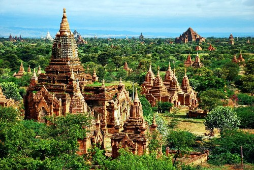 Soon it will be easier to travel to ancient cities between Thailand and Myanmar. Here's why. - Culture