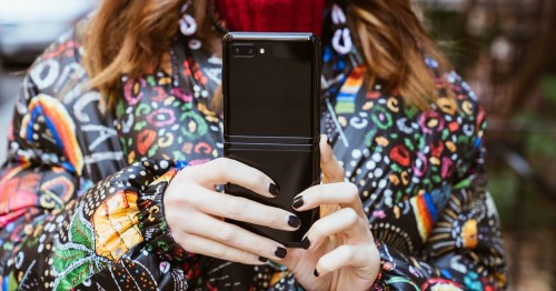 Here's how much replacing a Galaxy Z Flip screen will cost