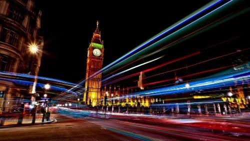 London 2.0: A High-Tech Tour of the UK Capital