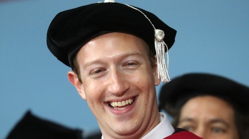 Mark Zuckerberg reportedly made a fake, racist social media profile in Cameron Winklevoss' name