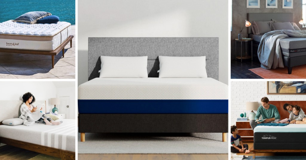 The best memory foam mattresses for every kind of sleep position