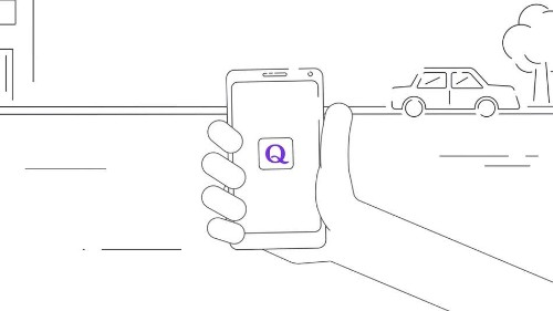 Initiative Q doesn't exist. But its marketing is genius.