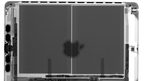 You're screwed if you want to repair the new iPad