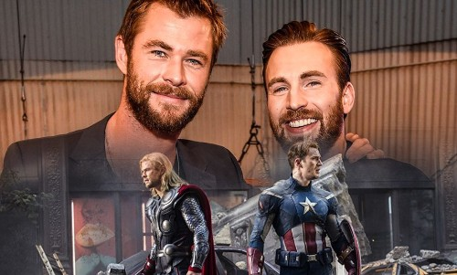 Thor and Captain America Weren't Allowed On the 'Endgame' Press Tours Together. Here's Why!