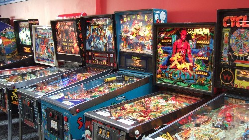 The 20 Coolest Arcades in the World
