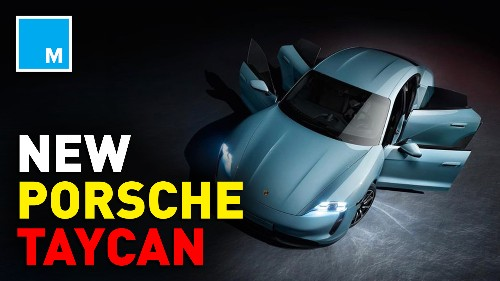 Porsche takes another swipe at Tesla with 'entry level' Taycan 4S EV