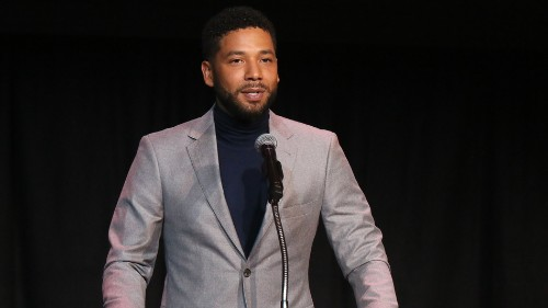 Jussie Smollett has been arrested for filing a false police report, Chicago PD give news conference