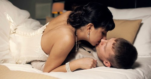Couple seeks photographer to capture every aspect of their wedding day, including the night...