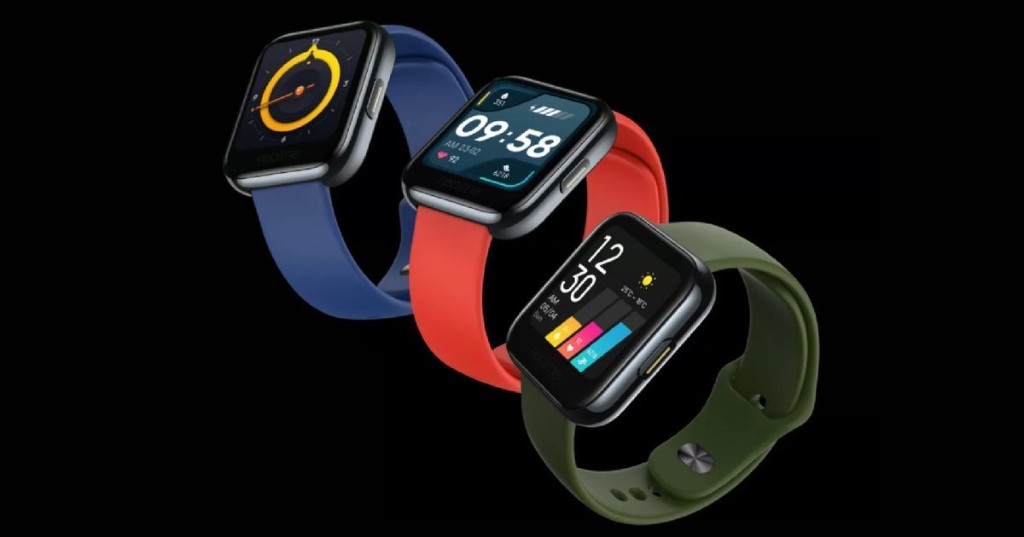 Realme Watch looks like Apple Watch, costs $50