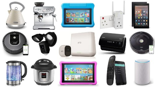 Instant Pots, Fire tablets, Ring security cameras, Sage coffee machines, and more on sale for Oct. 23 in the UK