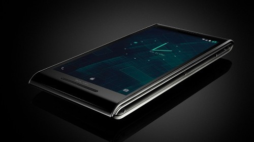 This Android phone will put military-grade security in your pocket — for $14,000
