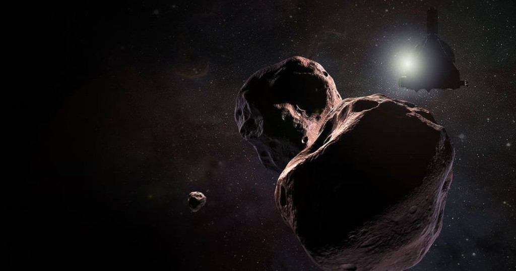 NASA gets ever-closer to its encounter with a distant world 1 billion miles past Pluto