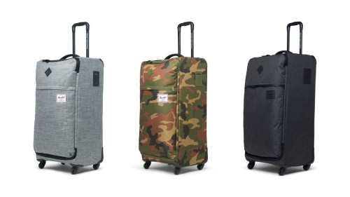 This Herschel Supply Co. suitcase is on sale for up to 62% off at Amazon