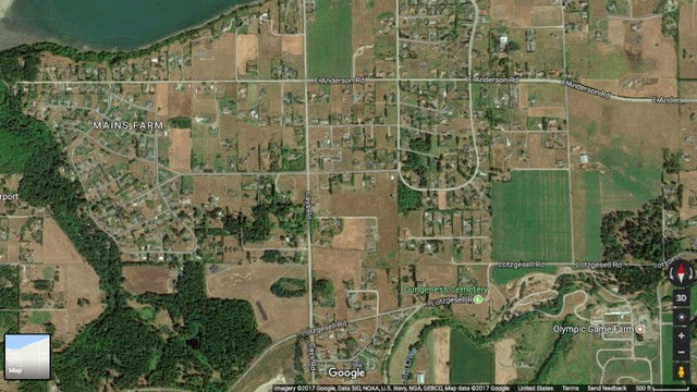 Google Earth reveals hidden message from feuding neighbors